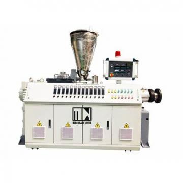 Yatong PVC Pipe Tube Production Machine with Double Screw Extruder