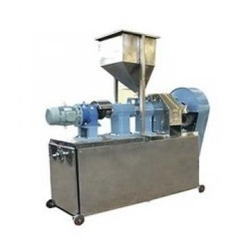 Industrial Automatic Maker Pasta Pellet Chips Processing Line Extruder