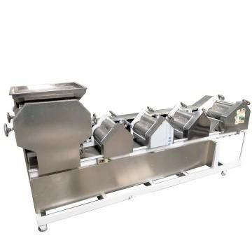 Industry Pasta Instant Noodle Making Machinery / Instant Noodle Processing Machine Fried Instant Noodle Making Equipment